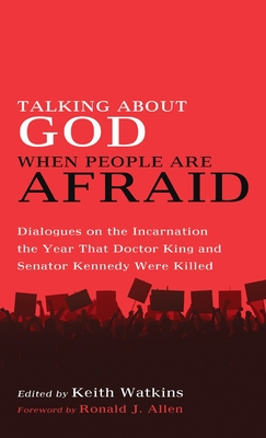 Talking About God When People Are Afraid Cover Image