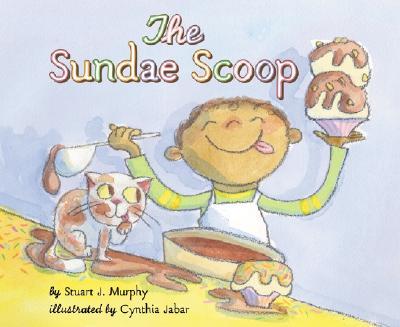 Cover for The Sundae Scoop (MathStart 2)