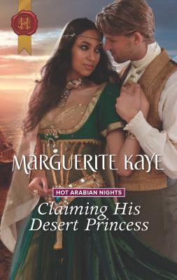 Claiming His Desert Princess (Hot Arabian Nights #4) Cover Image