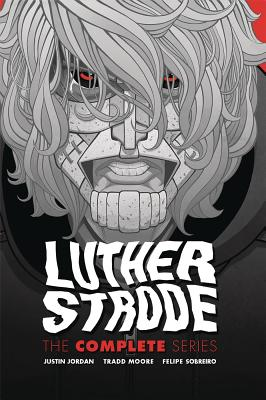 Cover for Luther Strode
