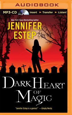 Cover for Dark Heart of Magic (Black Blade #2)
