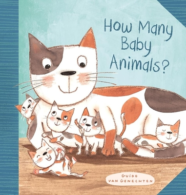 How Many Baby Animals? Cover Image