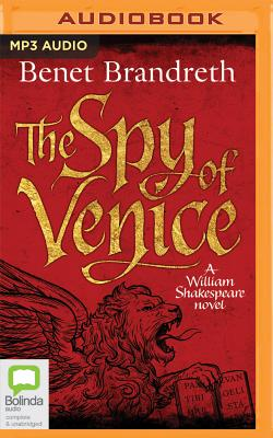 The Spy of Venice (William Shakespeare Thriller #1) Cover Image