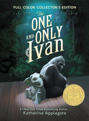 The One and Only Ivan Full-Color Collector's Edition Cover Image