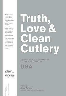 Cover for Truth, Love & Clean Cutlery