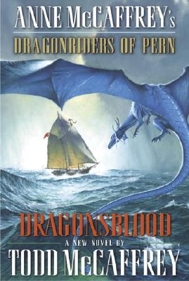 Dragonsblood Cover Image