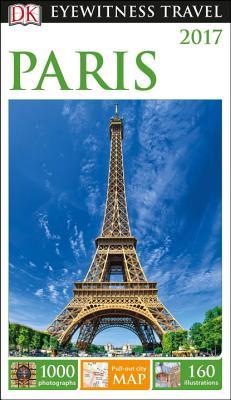 DK Eyewitness Travel Guide: Paris Cover Image