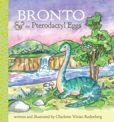 Bronto & the Pterodactyl Eggs Cover