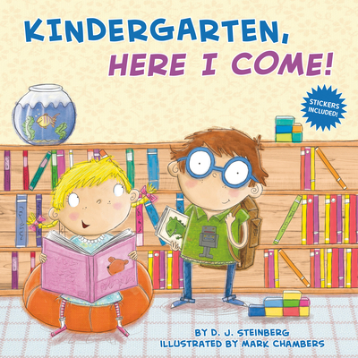 Kindergarten, Here I Come! Cover Image