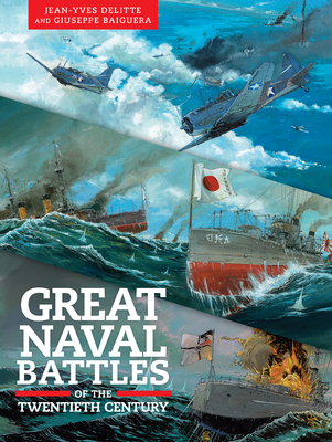 Cover for Great Naval Battles of the Twentieth Century