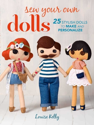 Cover for Sew Your Own Dolls