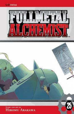 Fullmetal Alchemist, Volume 25 Cover