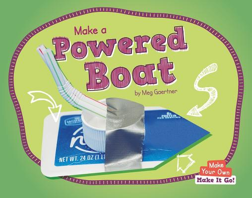 Make a Powered Boat Cover Image