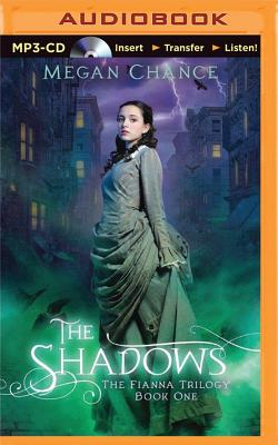 Cover for The Shadows (Fianna Trilogy #1)