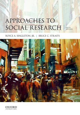 Approaches to Social Research Cover Image