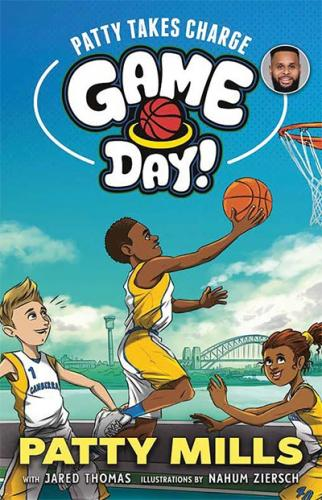 Game Day! Patty Takes Charge Cover Image