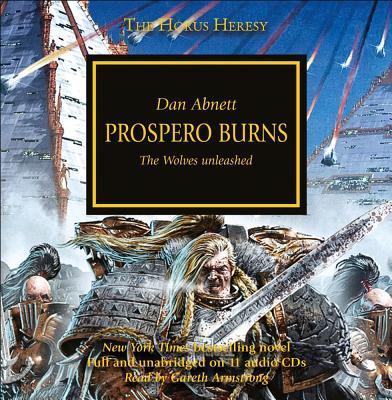 Prospero Burns (unabridged) Cover Image