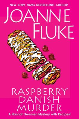 Raspberry Danish Murder (A Hannah Swensen Mystery #22) Cover Image