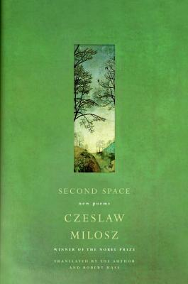 Second Space: New Poems Cover Image