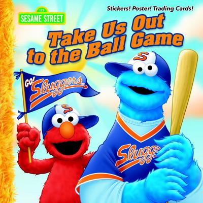 Take Us Out to the Ball Game (Sesame Street) (Pictureback(R)) Cover Image