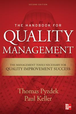 The Handbook for Quality Management: A Complete Guide to Operational Excellence Cover Image