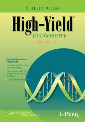 High-Yield™  Biochemistry (High-Yield  Series) Cover Image