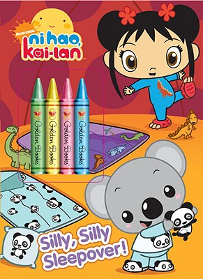 Silly, Silly Sleepover! (Ni Hao, Kai-lan) Cover