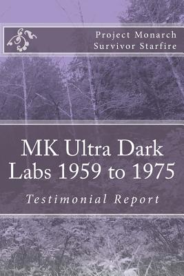 MK Ultra Dark Labs Cover Image