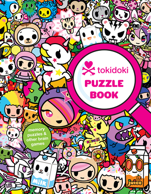 Cover for Tokidoki Puzzle Book