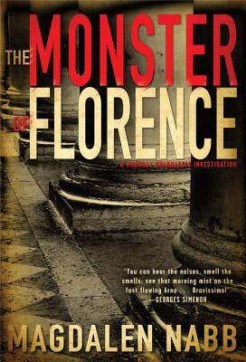 The Monster of Florence Cover Image