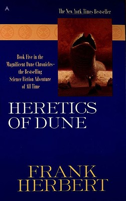 Heretics of Dune (Dune Chronicles (Pb) #5) Cover Image