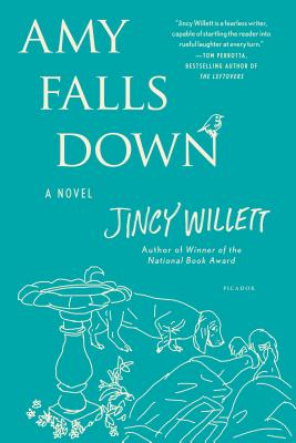 Amy Falls Down: A Novel (Amy Gallup #2) Cover Image
