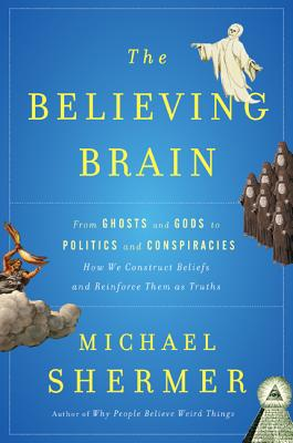 The Believing Brain Cover