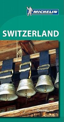 Michelin Green Guide Switzerland Cover