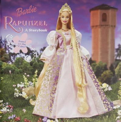 Barbie as Rapunzel: A Storybook (Paperback) | An Unlikely