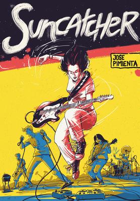 Suncatcher: (A Graphic Novel) Cover Image