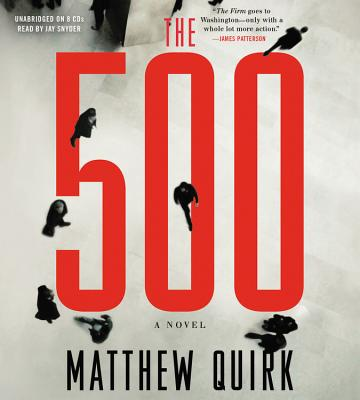 The 500: A Novel (Mike Ford) Cover Image
