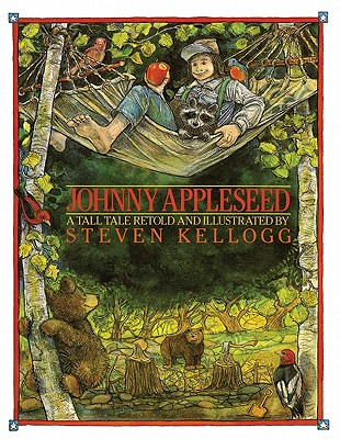 Johnny Appleseed Cover Image