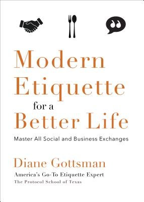 Modern Etiquette for a Better Life Cover