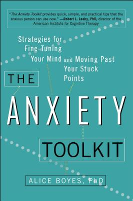 The Anxiety Toolkit Cover