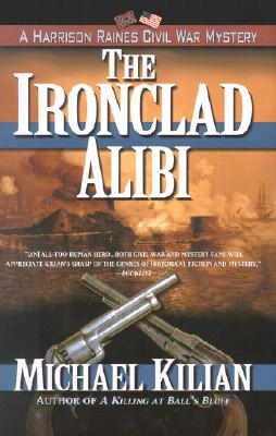 The Ironclad Alibi Cover