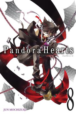 Pandorahearts, Vol. 8 Cover