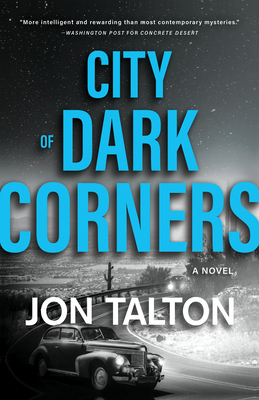 City of Dark Corners Cover Image