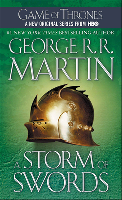 A Storm of Swords (Song of Ice and Fire #3) Cover Image
