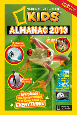 National Geographic Kids Almanac 2013 Cover