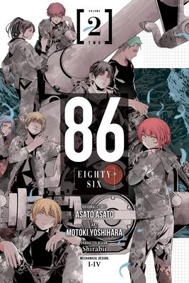 86--EIGHTY-SIX, Vol. 2 (manga) (86--EIGHTY-SIX (manga) #2) Cover Image