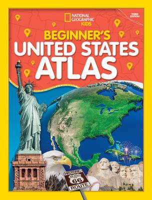 Beginner's U.S. Atlas 2020, 3rd Edition Cover Image