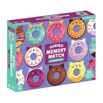 Memory Shaped Cat Donut Cover Image