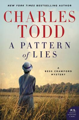 A Pattern of Lies: A Bess Crawford Mystery (Bess Crawford Mysteries #7) cover