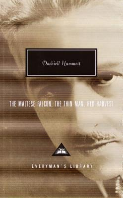 The Maltese Falcon, the Thin Man, Red Harvest Cover